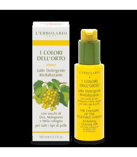 Colores del Huerto Amarillo Leche Detergente Revitalizante, 100 ml