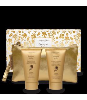 Bouquet de Oro Beauty (gel y crema de 75 ml)