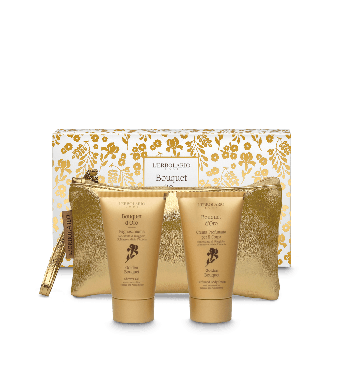 Bouquet de Oro Beauty (gel y crema de 75 ml)