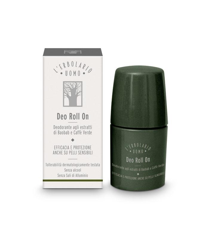 Baobab Deodorante Roll-on, 50 ml