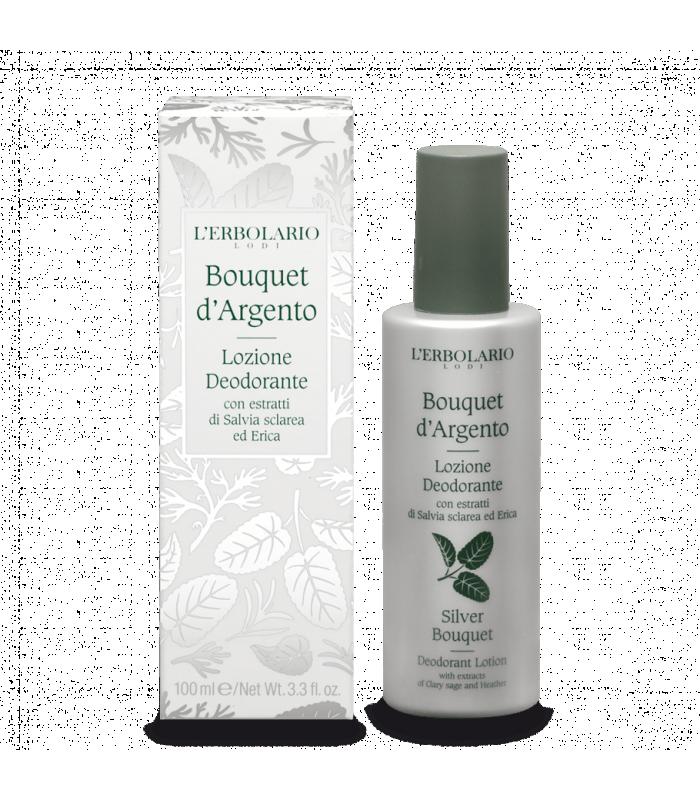 Bouquet de Plata Loción Desodorante, 100 ml