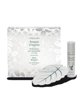 Bouquet de Plata Perfumador para el Coche, 10 ml