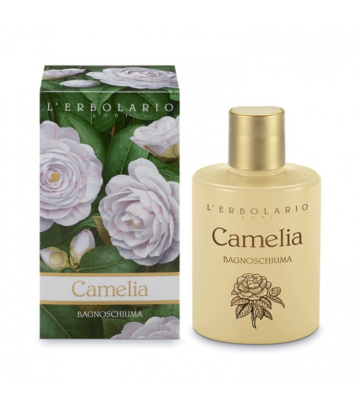 Camelia Gel de Baño, 300 ml