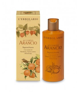 Accordo Naranja Gel de Baño, 250 ml