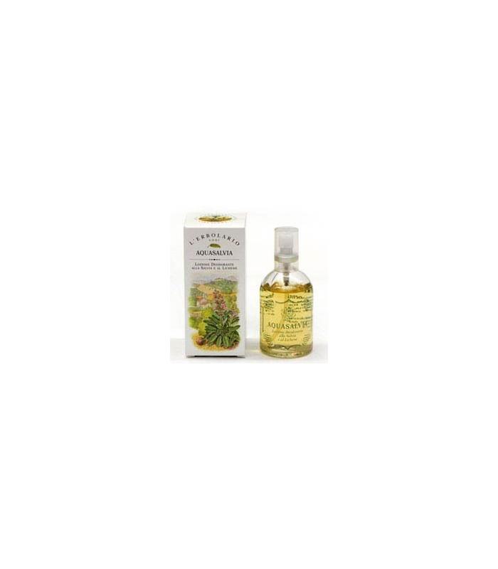 Desodorante Agua Salvia, 100 ml