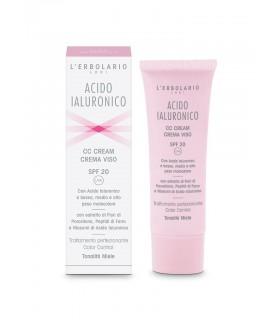 Ácido Hialurónico CC Cream Tono Miel, 50 ml