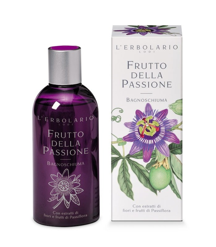 FRUTOS PASIÓN GEL DE BAÑO, 250 ml