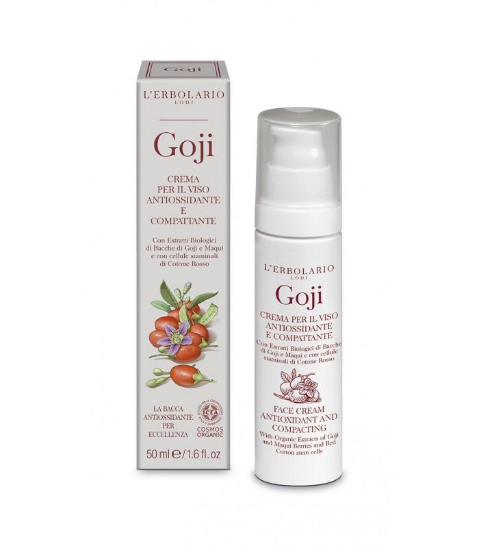 Goji Crema Cara Antioxidante, 50 ml