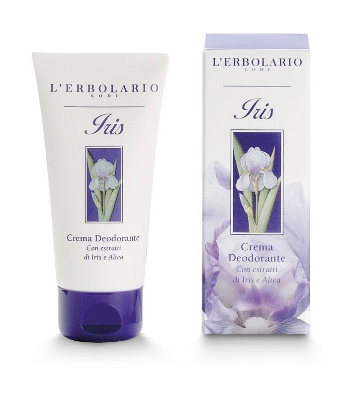 Iris Crema Desodorante, 50 ml
