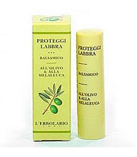Labios Protector al Olivo y Árbol del Té, 4,5 ml