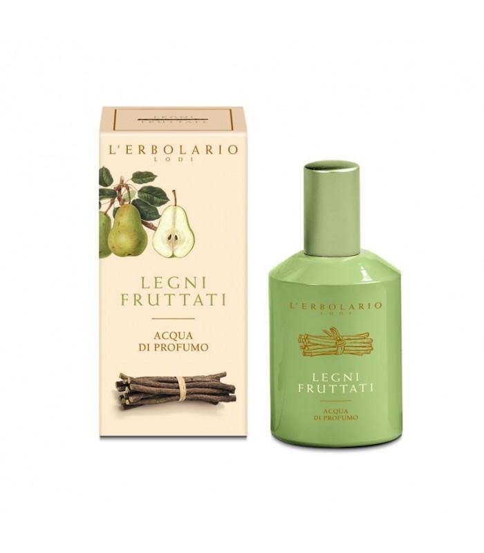 LEÑOS FRUTADOS AGUA DE PERFUME, 50 ml