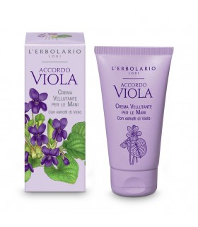 Accordo Violeta Crema manos, 75 ml
