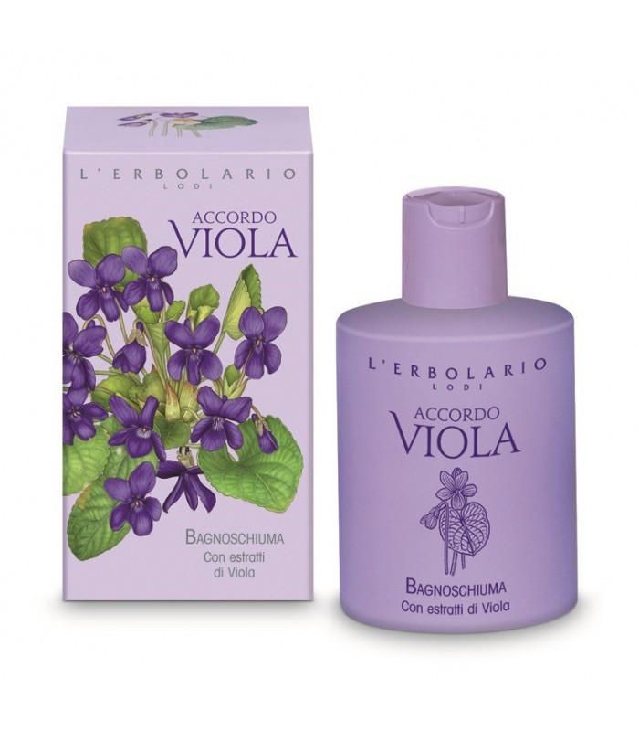 Accordo Violeta Gel de Baño, 300 ml