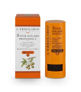 SOLAR STICK CARA PROTECCION. SPF 50+, 8 ml