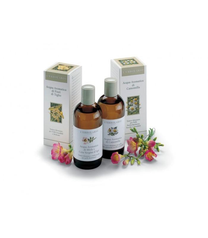 Agua Aromática Flores de Tila, 200 ml