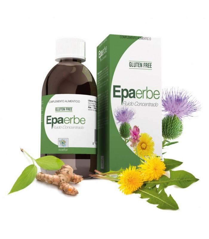 EpaErbe Jarabe Funcionalidad Hepática, 300 ml