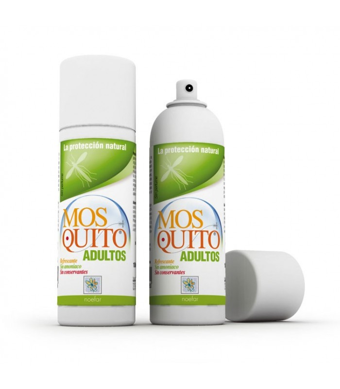 Mos¡quito! Adultos Repelente Insectos, 100 ml