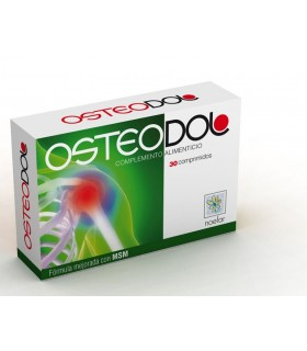 Osteodol con MSM (Articulaciones), 30 Comprimidos