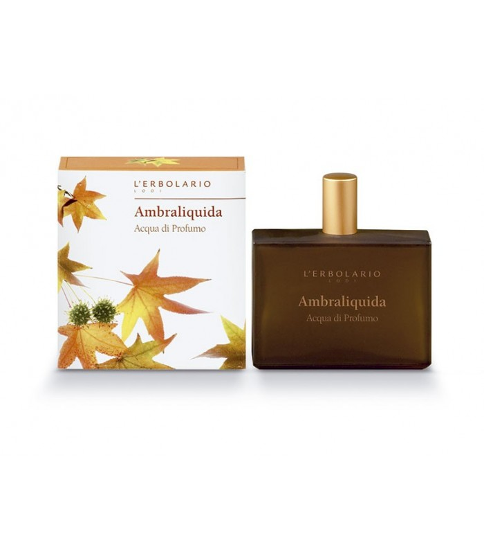 Ambraliquida Agua de Perfume, 50 ml