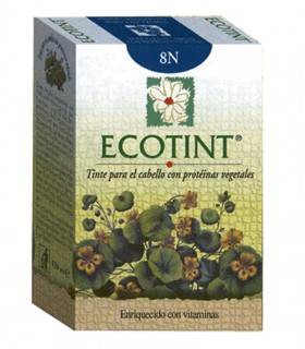 ECOTINT ROJO HENNA -RH