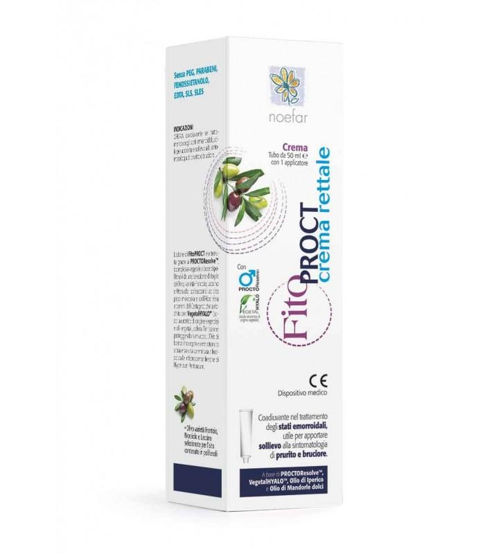 FITOPROCT CREMA RECTAL, 50 ML